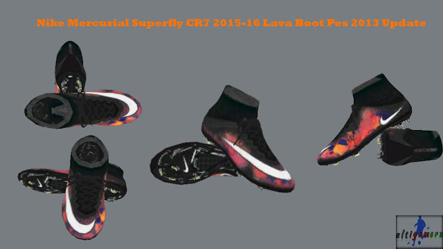 dfe9c02e4 ... where to buy iv 2014 blue pes 2013 nike mercurial superfly cr7 2015 16  lava boot ...