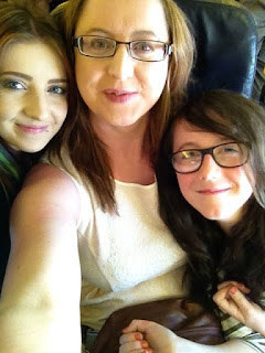 Mum and daughters