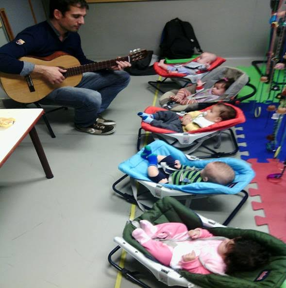 Escuela Infantil N 6 D E 10 Sala De Lactarios 2016