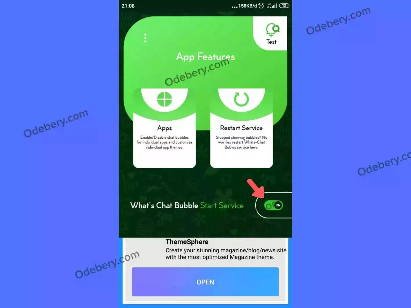 Cara Membuat Bubble Chat WhatsApp