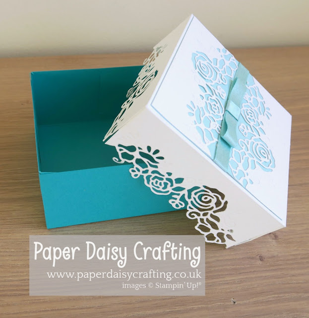 Lovely Flowers Stampin Up