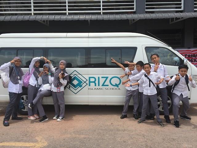 Rizq Islamic School Selepas Setahun
