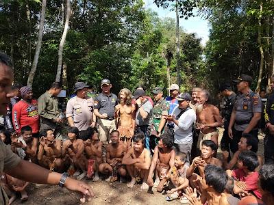 Bupati Tebo Terima Gelar Pemayung Alam dari Temenggung Ngadap