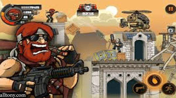 تحميل لعبة Metal Soldiers2 للآيفون والأندرويد