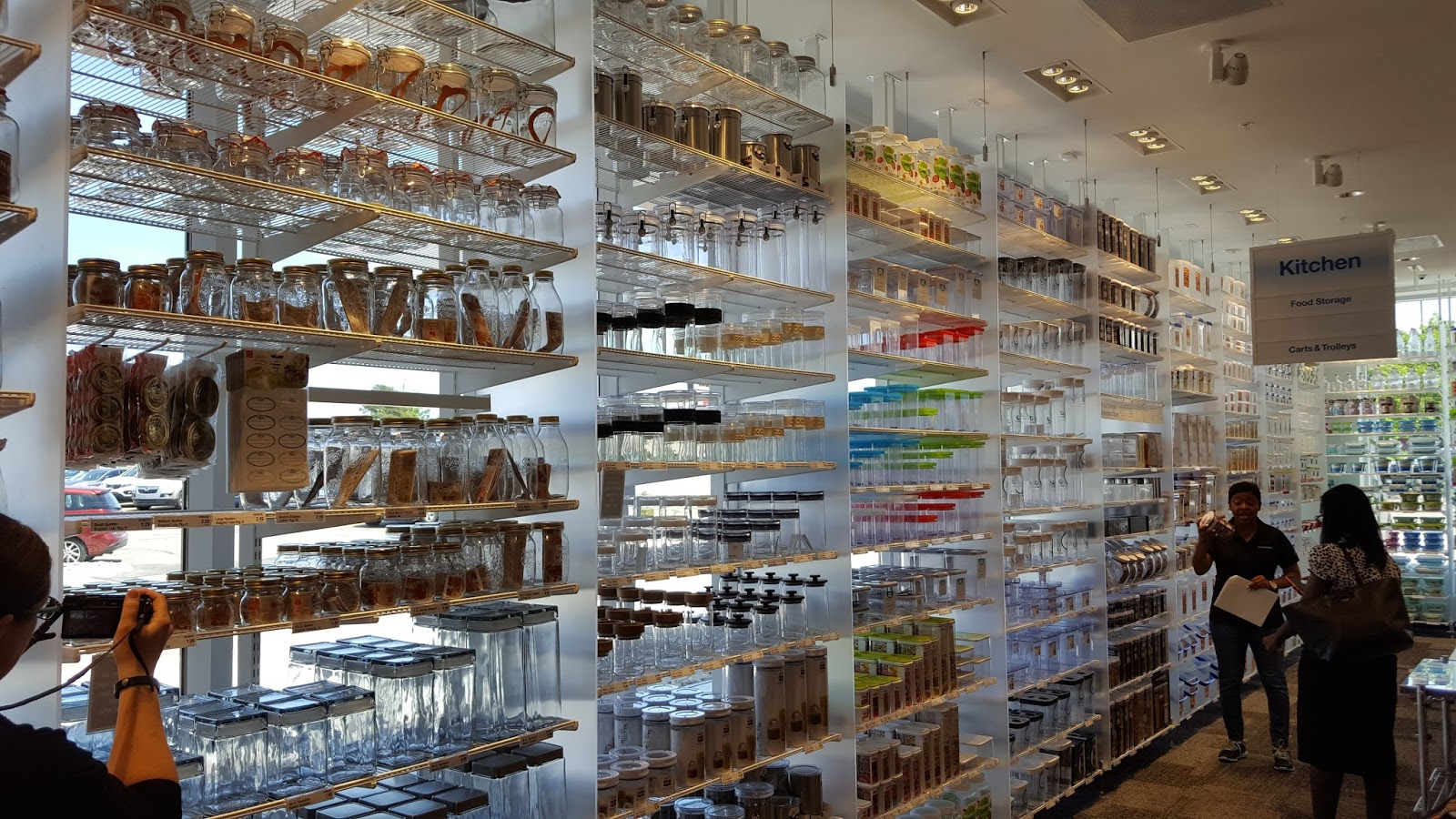 Stores Like The Container Store Grand Opening The Container Store Novi Mi June 2016 The