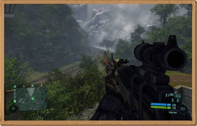 Crysis Warhead PC Games Gameplay