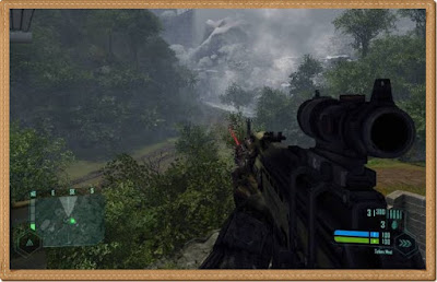 Crysis Warhead Games Screenshots
