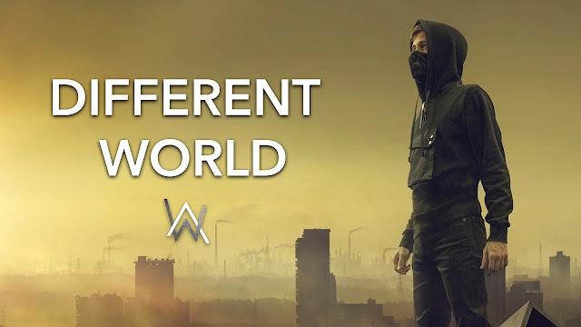 Alan Walker - Different World feat. Sofia Carson, K-391 & CORSAK - Lyrics