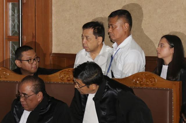 KPK: Jatah Novanto dan Anggota DPR Rp2000/keping e-KTP
