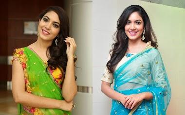 Ritu Varma Beautiful Pictures And HD Wallpapers