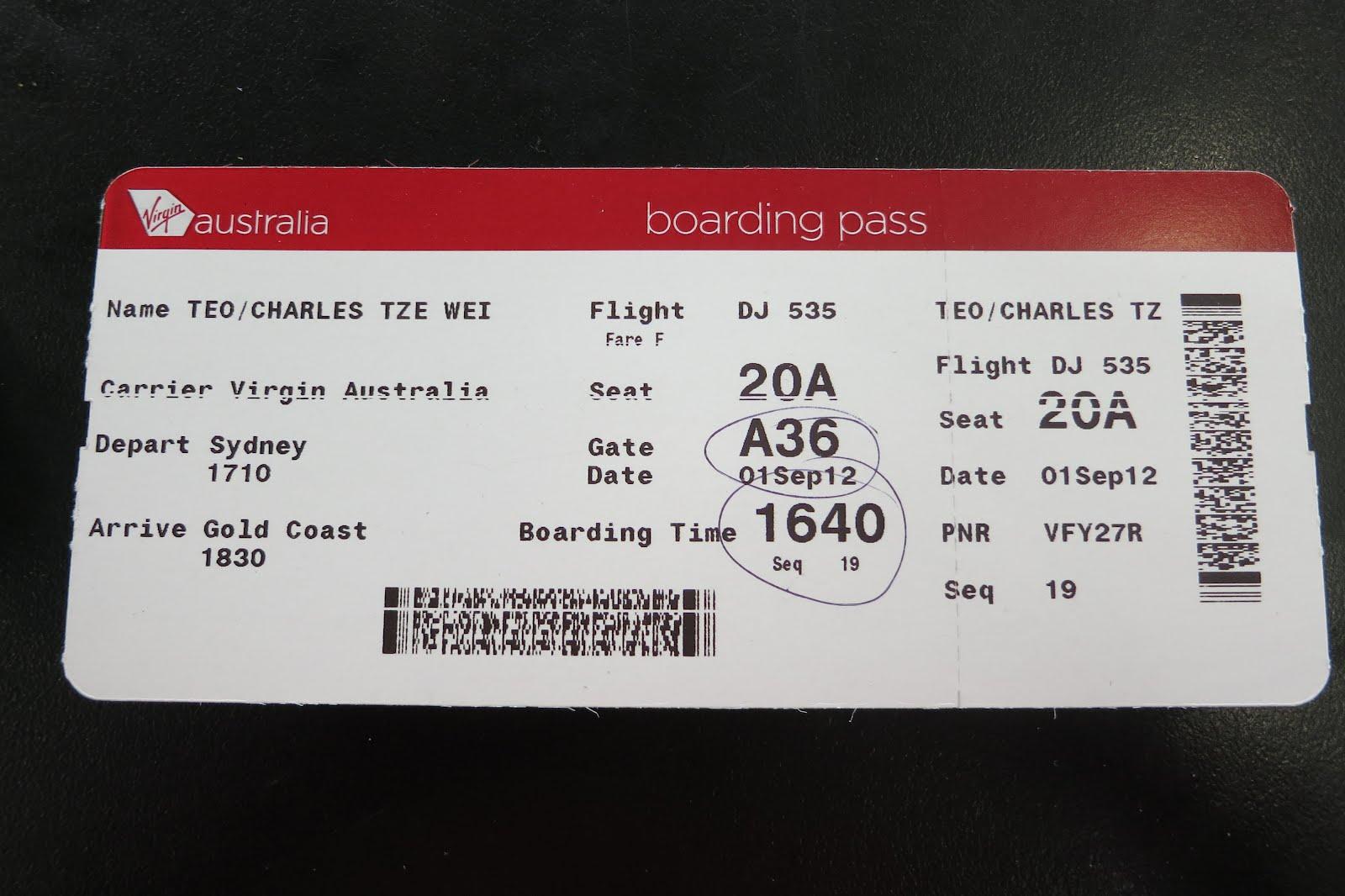 boarding pass sleeve template - charles ryan 39 s flying adventure breaking my virginity