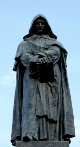 Estatua de Giordano Bruno