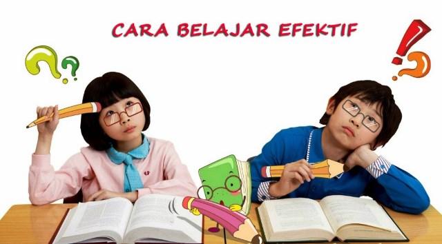 Cara Belajar Efektif Untuk Siswa SMP