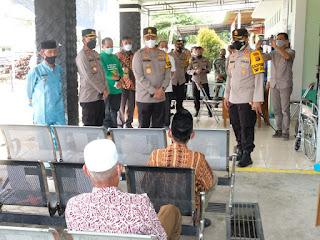Polda Jambi Siap Jalankan Program Panglima TNI Dan Kapolri Memutus Mata Rantai Covid-19.