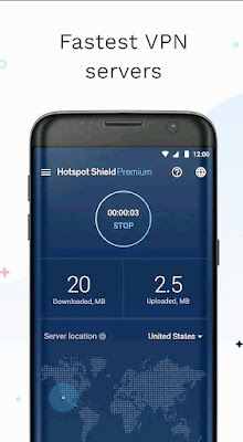 Download Hotspot Shield Free VPN Proxy 6.9.5 Mod Apk for Android
