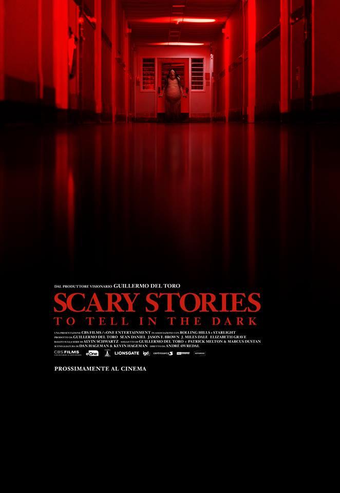 Scary Stories To Tell In The Dark. Al cinema da ottobre 2019 Ecco Il Secondo Poster
