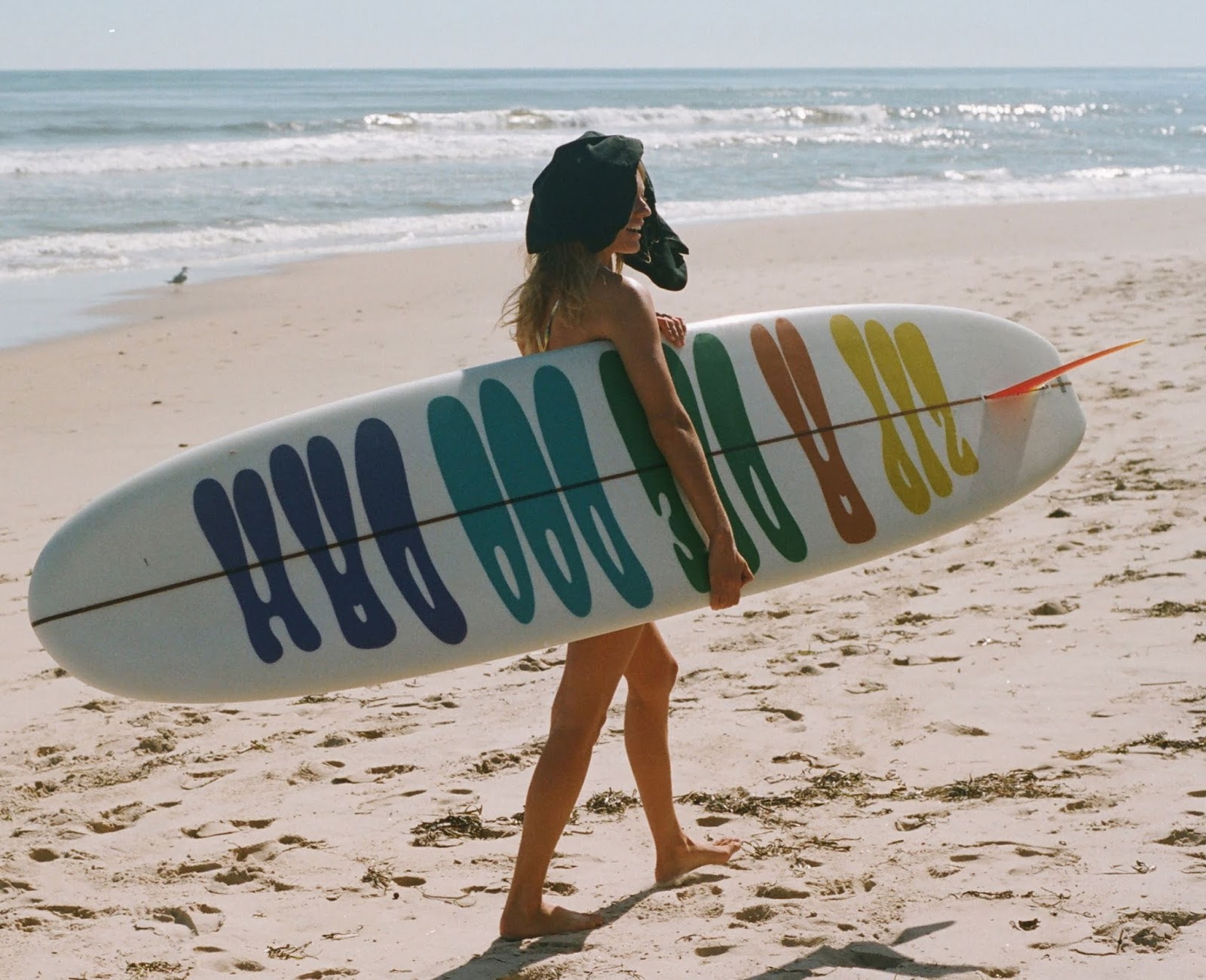 Surfinestate a moment with brand shop France Hossegor shape clothing apparel surf surfboard culture Vincent Lemanceau Arthur Nelli zippy seven Terence Connors Montauk noserider