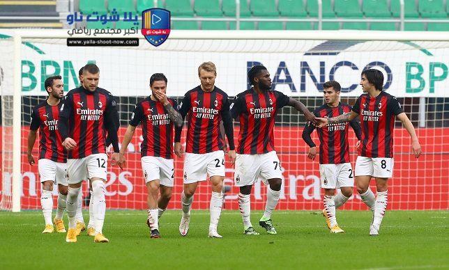 تقرير مباراة اي سي ميلان وفيورنتينا الدوري الايطالي
