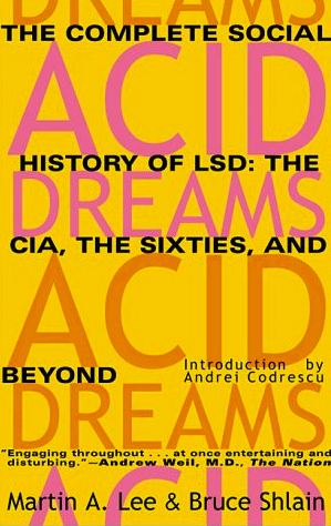 acid dreams An acid dreams presentation is a logo that appears on youtube which appears at the beginning of each video on their youtube channel it shows a zooming title in random color in the black background before the presentation begins.
