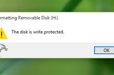Cara Mudah Mengatasi Kartu SD Card Write Protected (TERKUNCI)