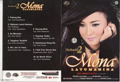 Lagu Mona Latumahina Full Album
