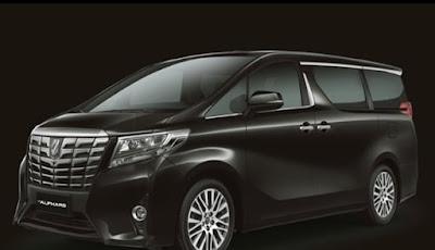 Daftar Harga Toyota Alphard Terbaru 2020