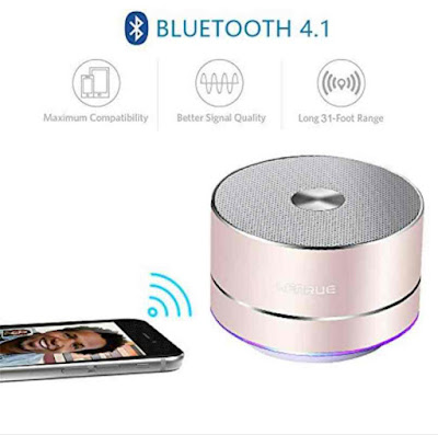 Online Buy A2 LENRUE Portable Wireless Bluetooth Speaker
