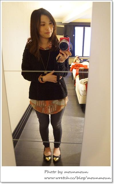 Mounmoun's blog: Outfit of the day|歐洲旅行一週穿搭