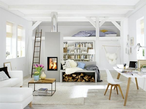 emejing dachwohnung im skandinavischen stil pictures - house