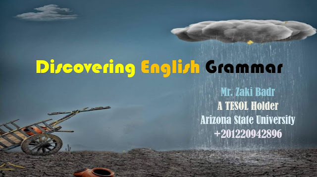 Discovering English Grammar course on Udemy