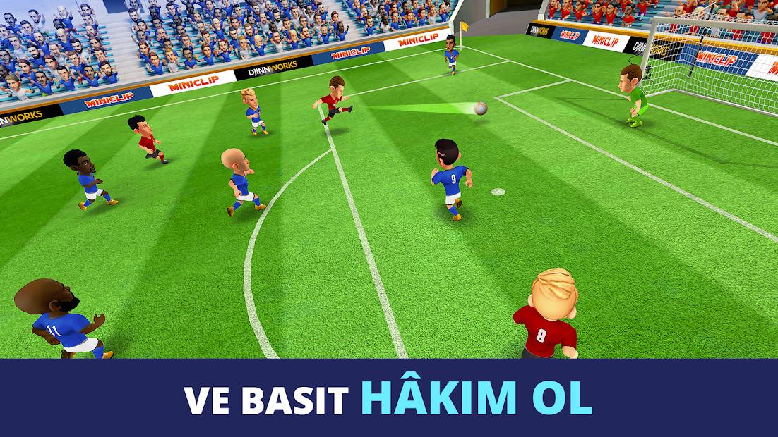 Mini Football Hileli APK - Level Süre Hileli APK Script Hilesi