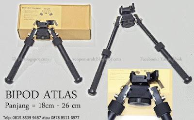 jual bipod atlas