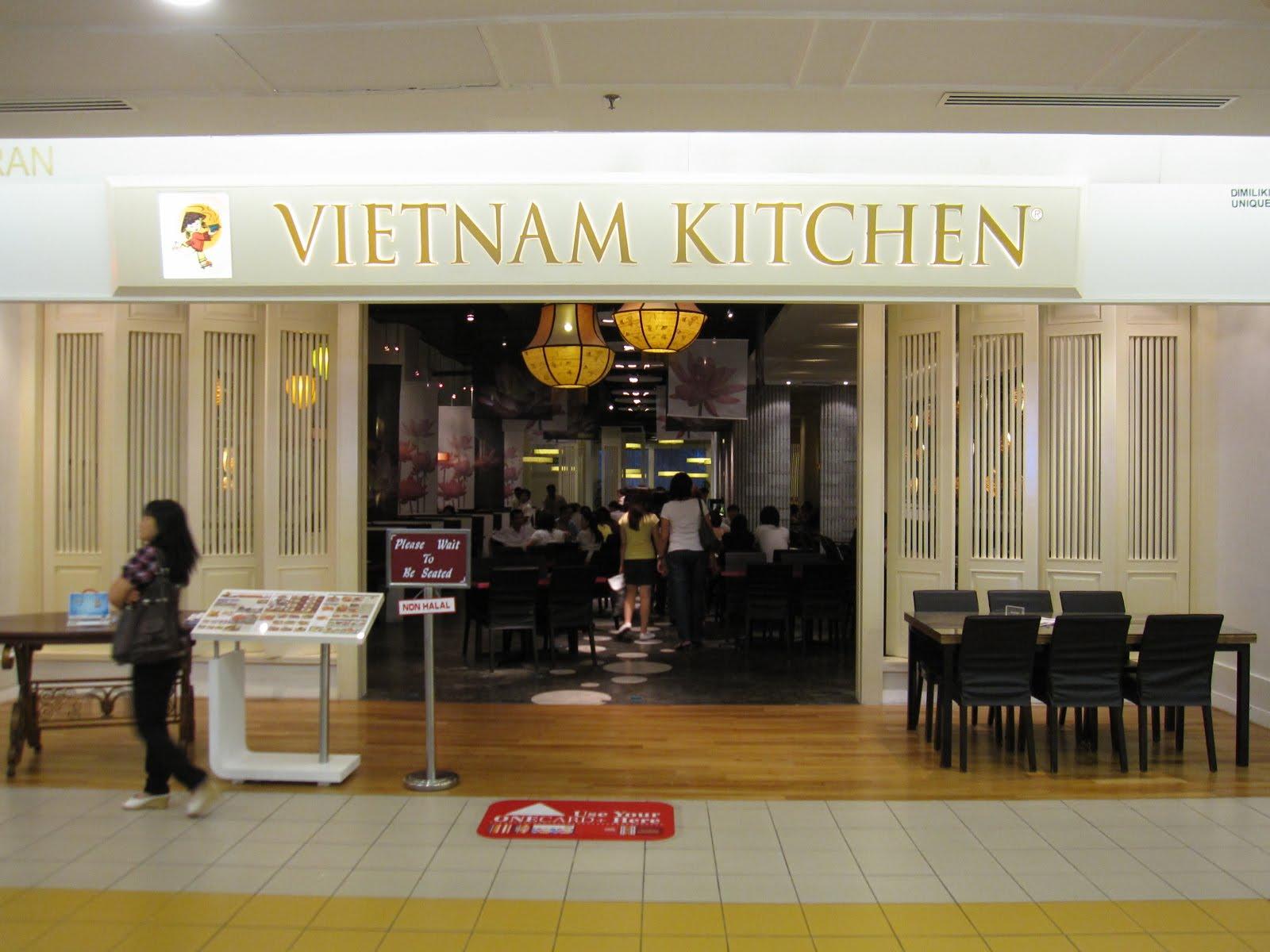 Vietnam Kitchen Located 2nd Floor New Wing 1utama