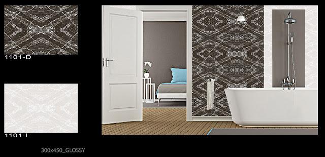 Large Bath Tiles