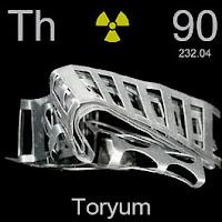 Toryum Elementi Simgesi Th