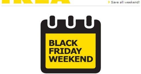 Canadian Daily Deals Ikea Black Friday Weekend Flyer Offers