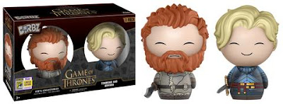 San Diego Comic-Con 2017 Exclusive HBO Pop! & Dorbz Vinyl Figures by Funko – Game of Thrones & Westworld