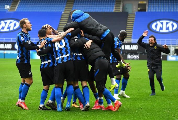 L'Inter non si ferma più: contro il Cagliari è l'11ma vittoria di fila
