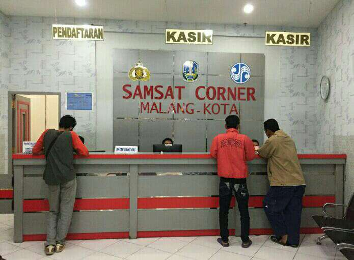 samsat corner mog