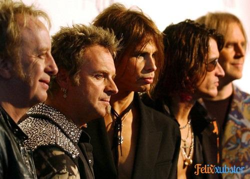 Aerosmith Terus Berjalan di Jalur Musik Rock