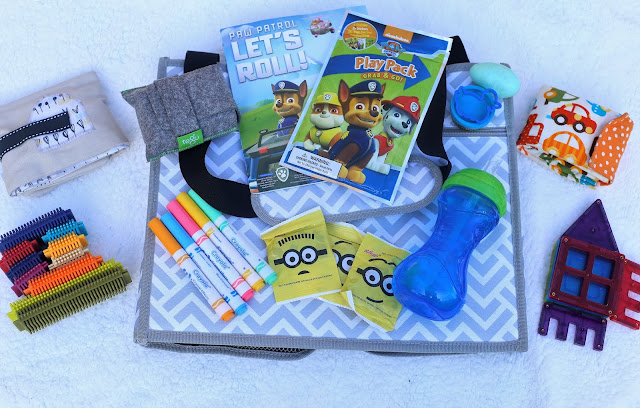 Mess-Free on the go items for kids