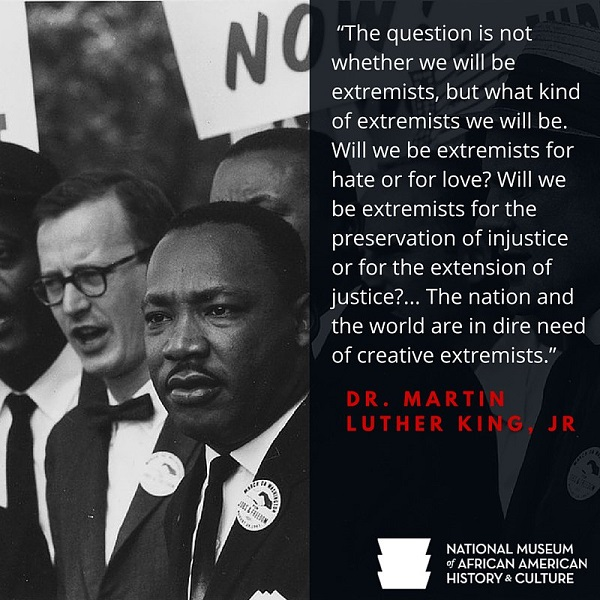 Quote By Martin Luther King Jr: Margo Kelly: 4 Great Quotes From Dr. Martin Luther King, Jr