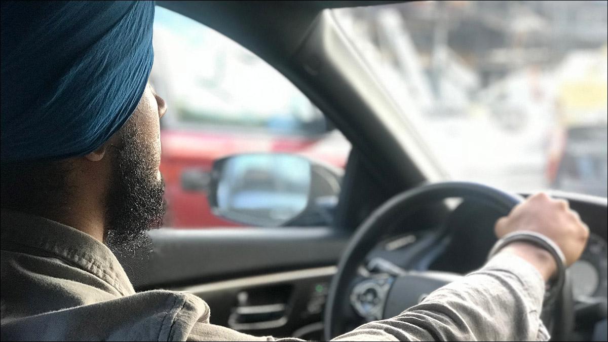 Sikh Uber driver strangled in hate crime attack