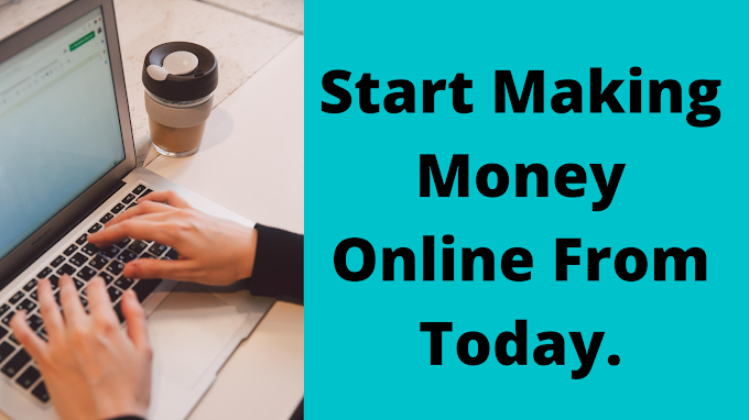 5 Simple Online Jobs You Can Start Today To Make Money From The Internet Immediately.