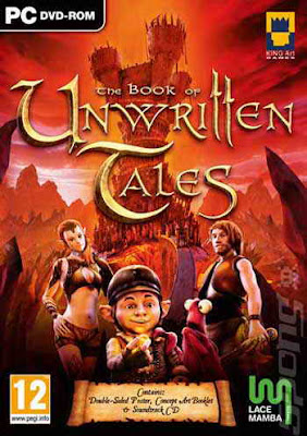 Book of unwritten tales 3