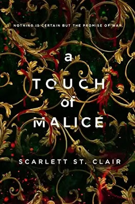 A Touch of Malice Book by Scarlett St. Clair Pdf