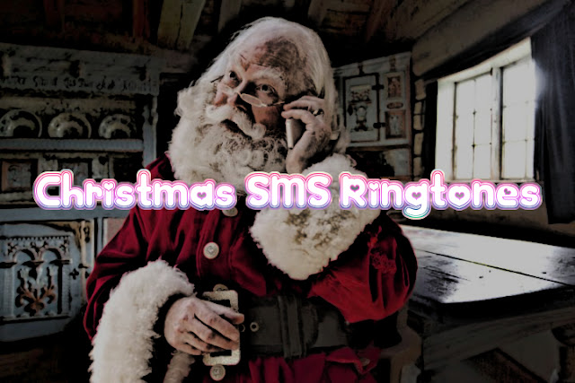 Suonerie, SMS, Christmas, Android, Natale, Babbo Natale, barba, smartphone