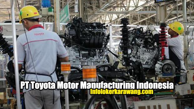 PT Toyota Motor Mаnufасturіng Indоnеѕіа (TMMIN)