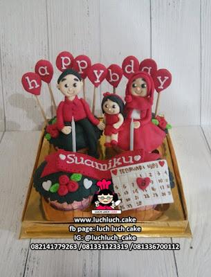 Cupcake Romantis Untuk Suami dan Istri