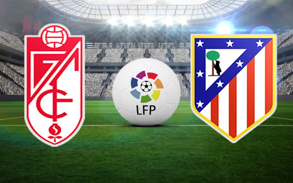 Watch the match between Atletico Madrid and Granada broadcast in the Spanish League today, 13-2021.